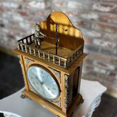 Часы в стиле Барокко, Франция, начало 20 века