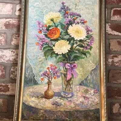 Картина в стиле Винтаж в наличии, Бельгия, конец 20 века