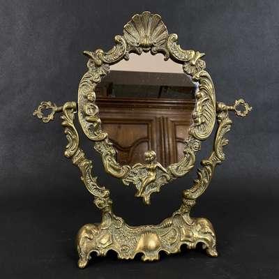 Зеркало в стиле Барокко, Бельгия, конец 19 века