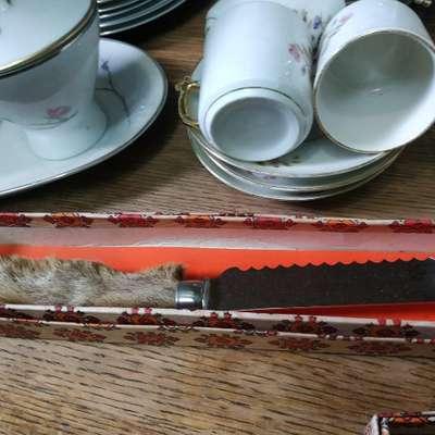 Нож в стиле Охотничий, Голландия, середина 20 века