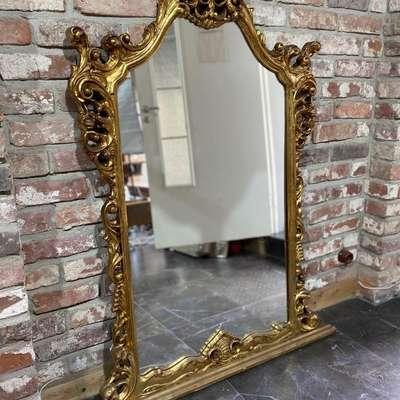 Зеркало в стиле Барокко, Италия, конец 20 века