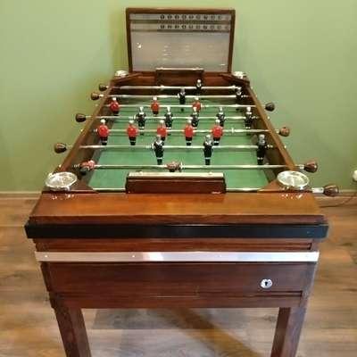 Стол игровой (футбольный) в стиле Ретро в наличии, Англия, начало 20 века
