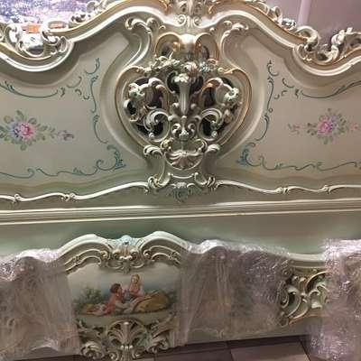 Спальня Silik в стиле Барокко под заказ, Италия, конец 20 века