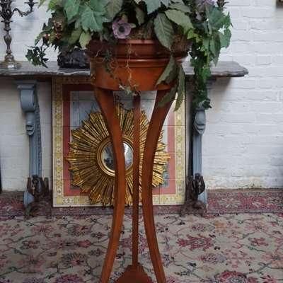 Жардиньерка. в стиле Мехельский Бельгия, середина 20 века