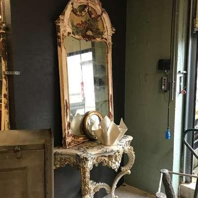 Зеркало в стиле Эклектика, Франция, начало 20 века