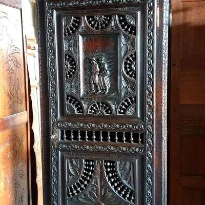 шкаф в стиле Бретонский, Франция, начало 20 века