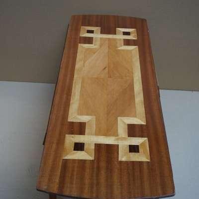 Журнальный дизайнерский столик. в стиле Винтаж Голландия, конец 20 века