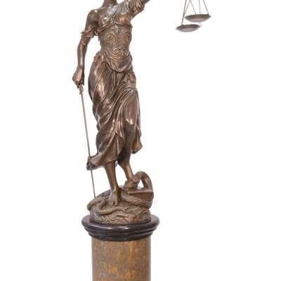 Статуя бронза в стиле Винтаж под заказ, Голландия, начало 21 века