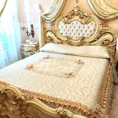 Спальня в стиле Барокко, Италия, середина 20 века