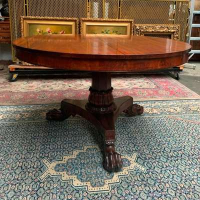 Складной стол. в стиле Викторианский, Франция, начало 19 века