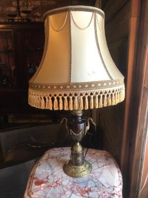 Настольная Лампа в стиле Ампир в наличии, Бельгия, середина 20 века