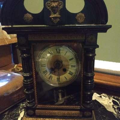 Часы в стиле Эклектика, Франция, конец 19 века