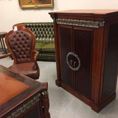 Мебель для кабинета в стиле Ампир Англия, середина 20 века