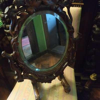 Зеркало в стиле Барокко, Бельгия, начало 20 века