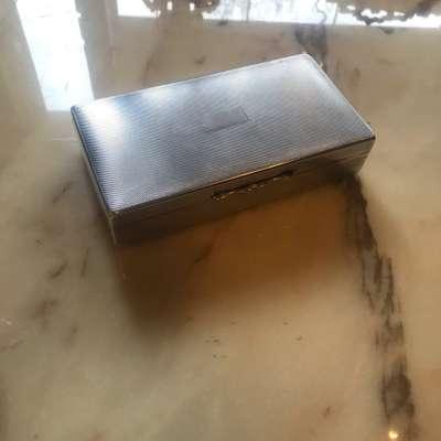 Коробка-шкатулка в стиле Винтаж в наличии, Бельгия, конец 19 века
