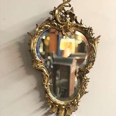 Зеркало в стиле Людовик XVI Бельгия, начало 20 века