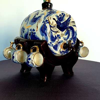 Винный бочонок в стиле Винтаж, Бельгия, середина 20 века