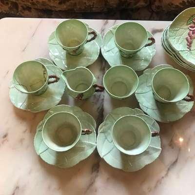Чайный сервиз в стиле Винтаж в наличии, Бельгия, середина 20 века