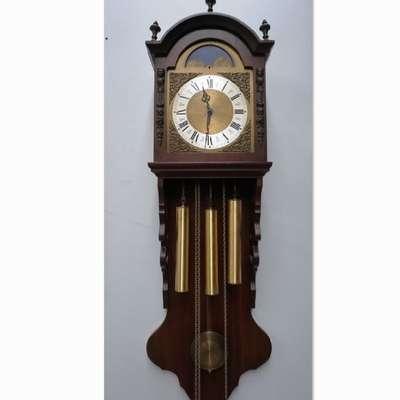 Настенные большие часы Wuba Warmink. в стиле Классицизм (классика) Голландия, середина 20 века