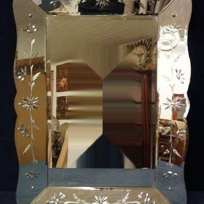 Венецианское зеркало. в стиле Классицизм (классика) Италия, середина 20 века