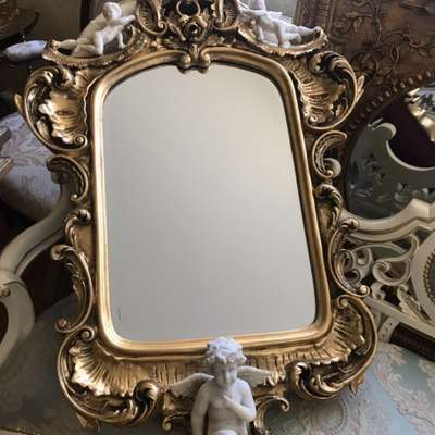 Зереало в стиле барокко в стиле Барокко Бельгия, начало 21 века