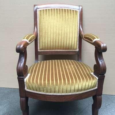 Антикварное кресло. в стиле Викторианский Англия, начало 19 века