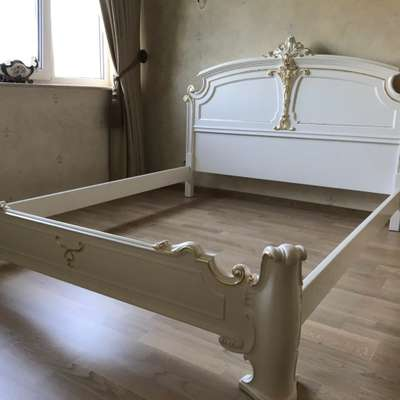 Кровать в стиле Барокко Бельгия, конец 20 века