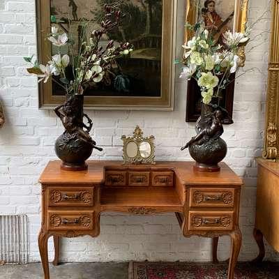 Женское письменный стол. в стиле Регентство, Бельгия, начало 20 века