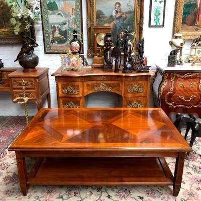 Журнальный английский стол. в стиле Классицизм (классика), Англия, середина 20 века