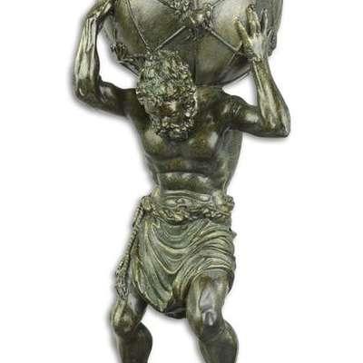 Скульптура в стиле Винтаж Бельгия, начало 21 века