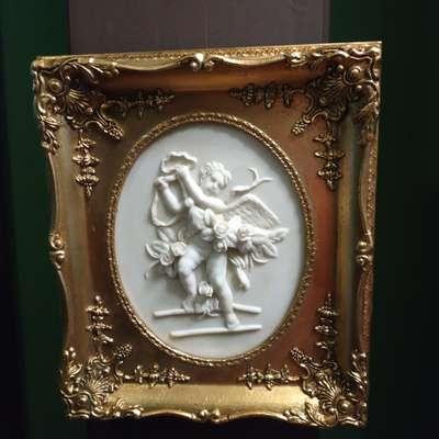 Барельеф в стиле Барокко Бельгия, середина 20 века