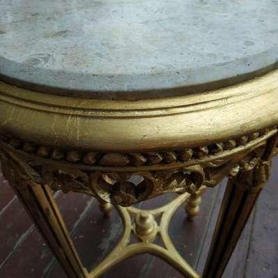 Столик в стиле Барокко Бельгия, начало 20 века