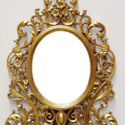 Зеркало винтаж в стиле Винтаж Голландия, начало 21 века