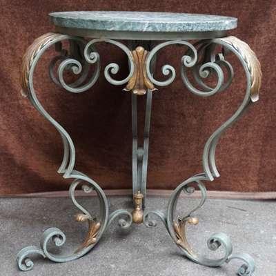 Консоль или столик. в стиле Ар-нуво, Франция, начало 20 века