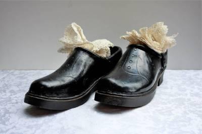 Антикварная обувь 19 век в наличии