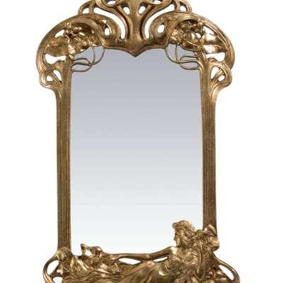 Зеркало Винтаж в стиле Винтаж под заказ, Голландия, начало 21 века