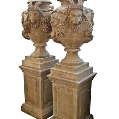 Колонны в стиле Винтаж под заказ, Голландия, начало 21 века