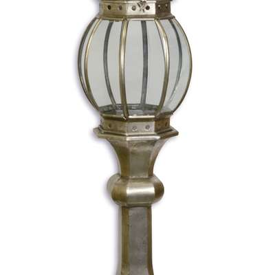 Торшер олово в стиле Винтаж под заказ, Голландия, начало 21 века