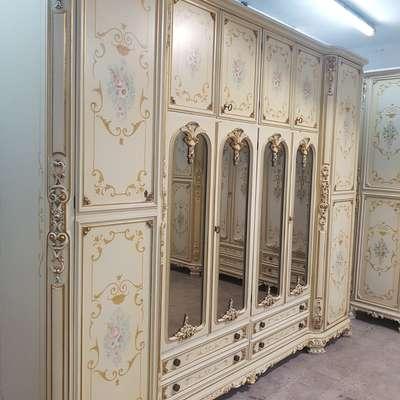 Шкаф в стиле Барокко под заказ, Италия, середина 20 века