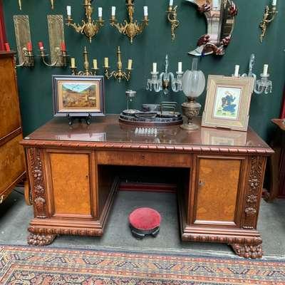 Письменный стол. в стиле Ренессанс, Германия, начало 20 века