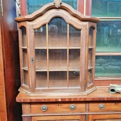 Аптечница настенная. Навесной шкафчик. в стиле Классицизм (классика), Голландия, конец 20 века