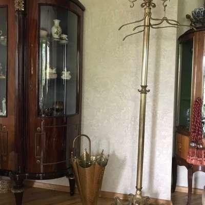 Вешалка в стиле Барокко под заказ, Бельгия, конец 20 века