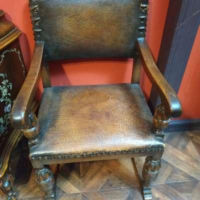 Кресло в стиле Бретонский, Бельгия, начало 20 века