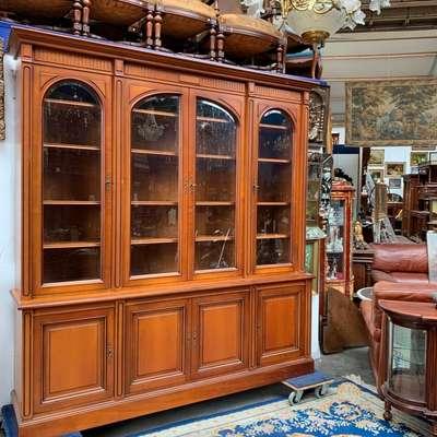 Библиотека. Книжный шкаф. в стиле Людовик XVI, Бельгия, середина 20 века