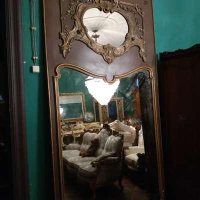 Зеркало в стиле Барокко в наличии, Бельгия, начало 20 века