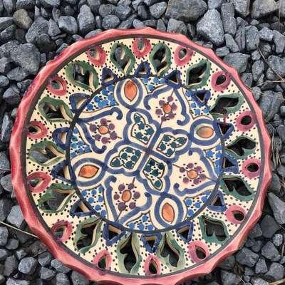 Тарелка в стиле Винтаж Франция, середина 20 века