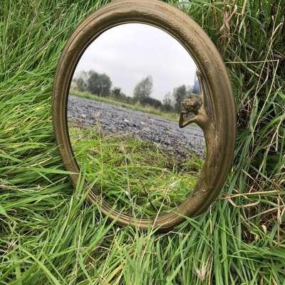 Зеркало в стиле Винтаж, Франция, конец 20 века