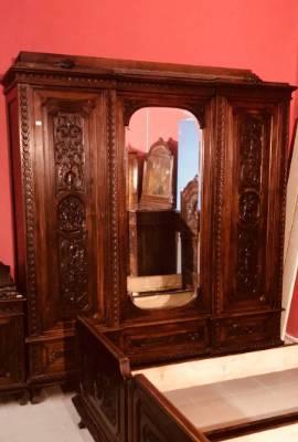 Шкаф в стиле Ренессанс в наличии, Франция, конец 19 века