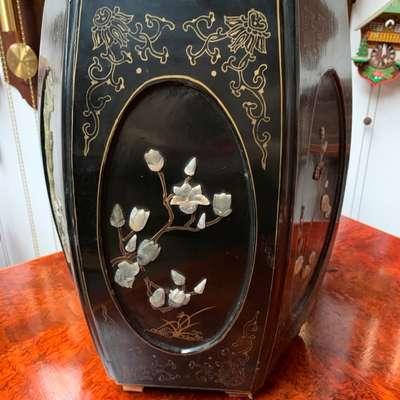 Китайская консоль или табурет. в стиле Шинуазри, Франция, середина 20 века