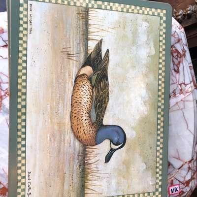 Подставки под горячее в стиле Барокко Бельгия, середина 20 века